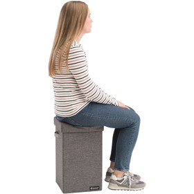 Outwell Cornillon High Seat & Storage grey